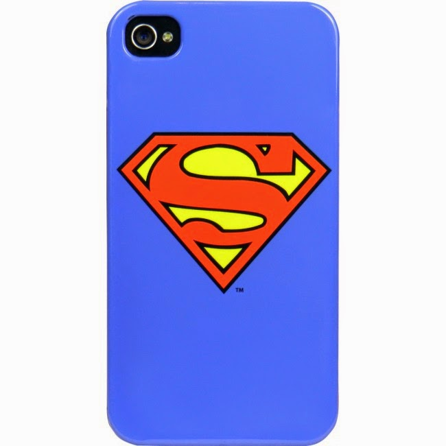 Funda iPhone Superman