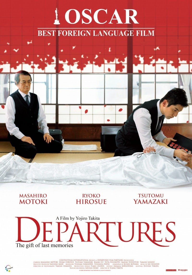 81 oscar en iyi yabanci film odulu departures okuribito son veda gidisler