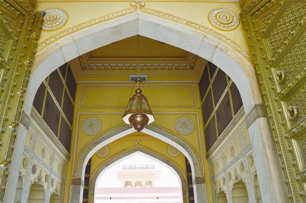 city palace gate
