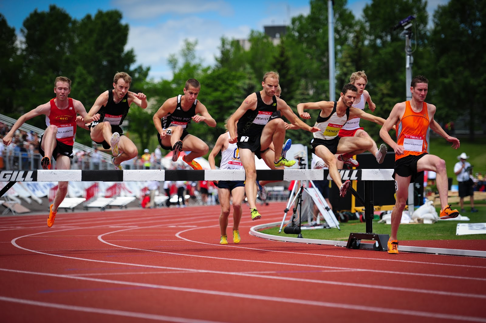 Ross Dance Photography: Track & Field Olympic Trials Day 3