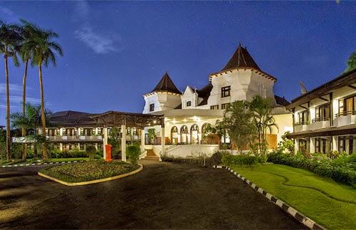 Hotel Kartika Wijaya Batu Heritage