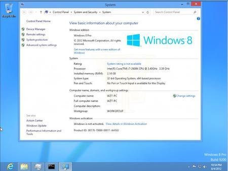windows 8 enterprise build 9200 activation key free download