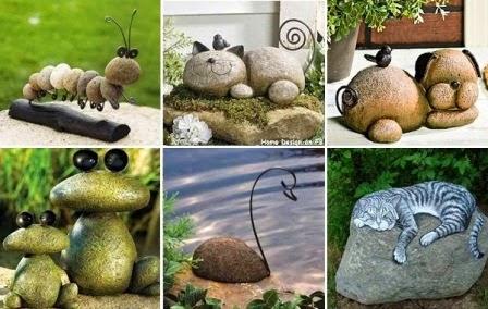 Creativity Rock Painting