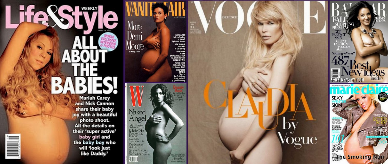 Do We Have To Go Through This Madness Yet Again Pregnancy Private Not Meant To Be Shared On Magazine Covers Jesus Woman Some Dignity Please