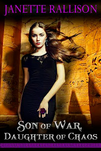 Son of War Daughter of Chaos $25 Blog Tour