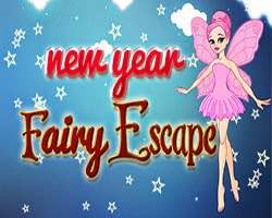 New Year Fairy Escape Wal…