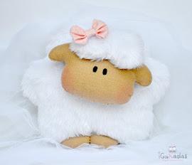 Cojín oveja