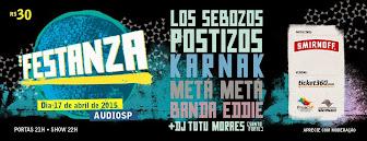 Los Sebozos Postizos, Karnak, , Meta Meta & Banda Eddie