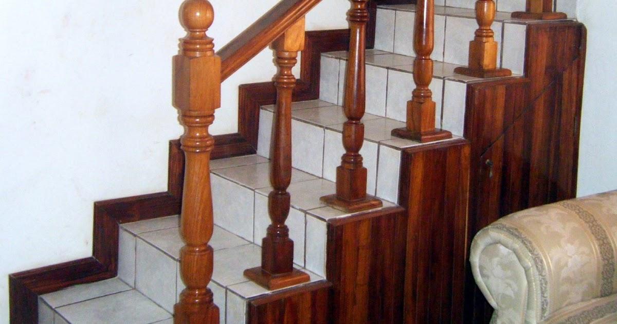 Puntos basicos carpinteria una escalera con pasamanos - Escaleras ramon moreno ...