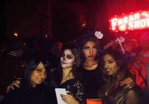 Priyanka Chopra at Just Jared's Halloween party! Photos