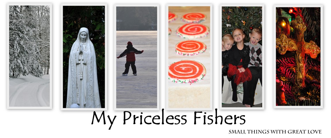 My Priceless Fishers