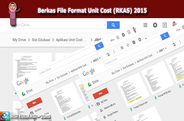 File Berkas Program Supervisi Akademik 2015 Lengkap