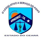 Câmara Municipal de Arneiroz. Presidnte - Ver. Airton Oliveira.
