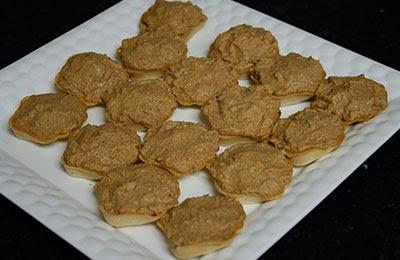 Tartaletas de Txangurro
