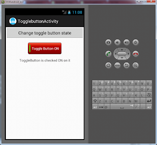 Android Custom Toggle Button - Figure 1