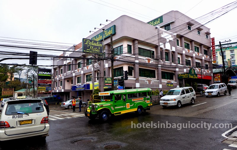 baguio today paladin hotel august 2013