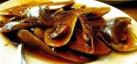 Resep praktis dan mudah masakan seafood kerang saus tiram enak (lezat)