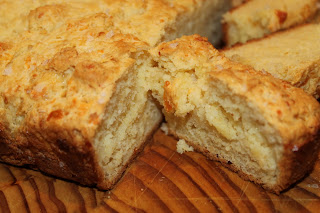 Quick Cheesy Bread