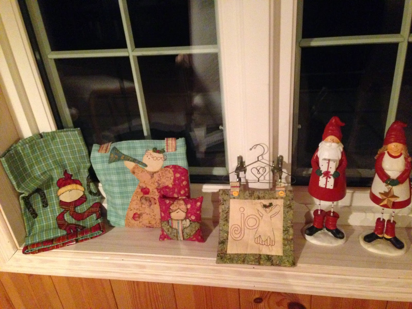 Anne marie s quilt prep for christmas i for Anne marie witmeur decoration
