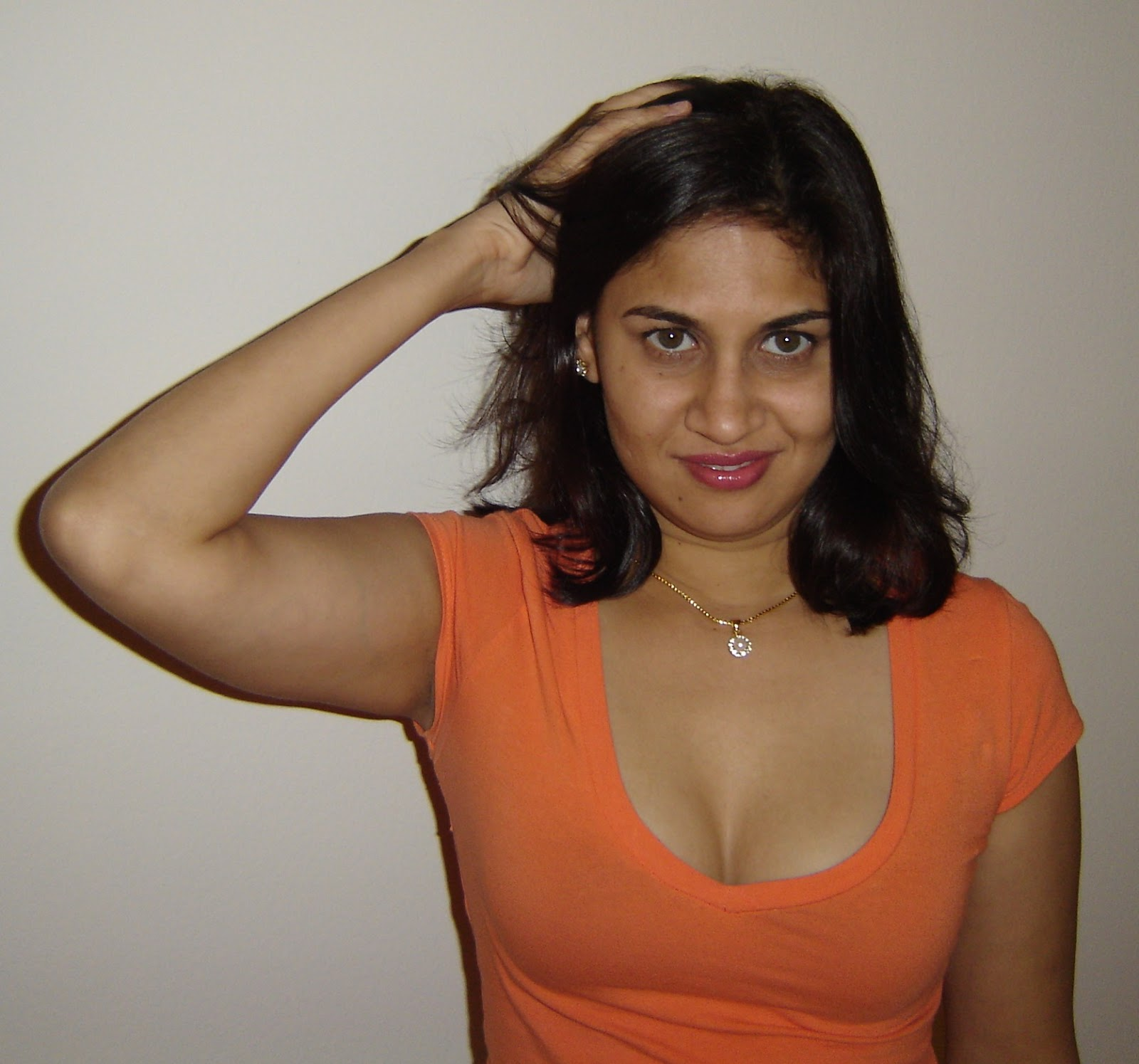 Busty naughty indian desi in public office 5