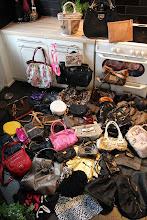 Med kärlek för väskor...
