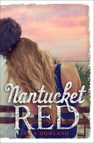 Nantucket Red book cover