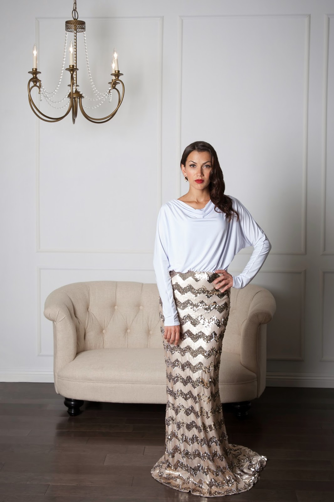 Modest long sleeve formal wear by Rayan | Mode-sty hijab tznius fashion