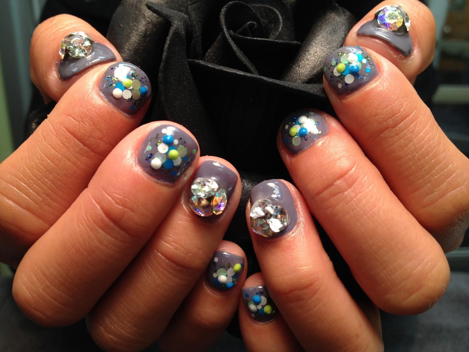 Y\'s nail blog : October 2015