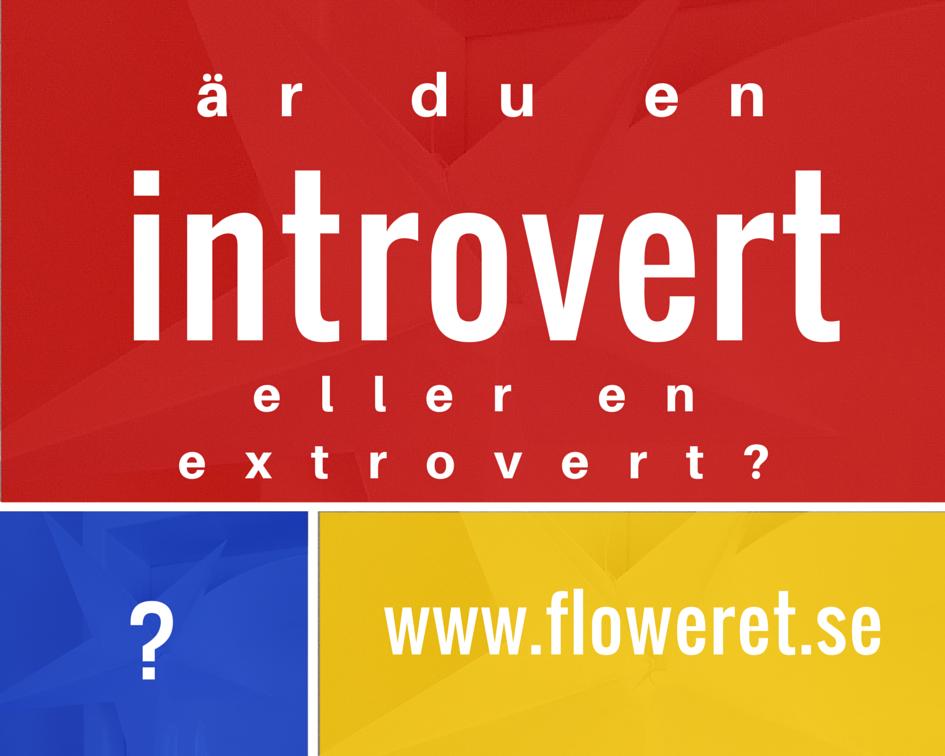 Vad är introvert