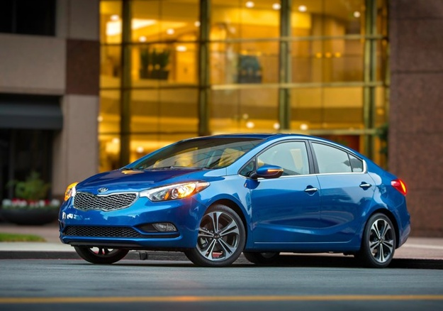 2014 Kia Forte Koup   All About Cars