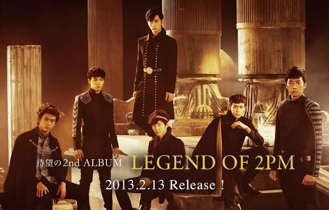2PM 'Legend of 2PM'