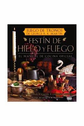 Libro de Cocina Juego de Tronos