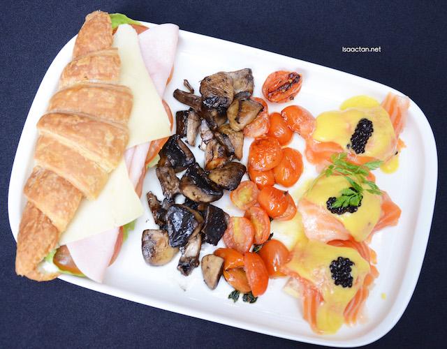 Christmas breakfast - RM59++