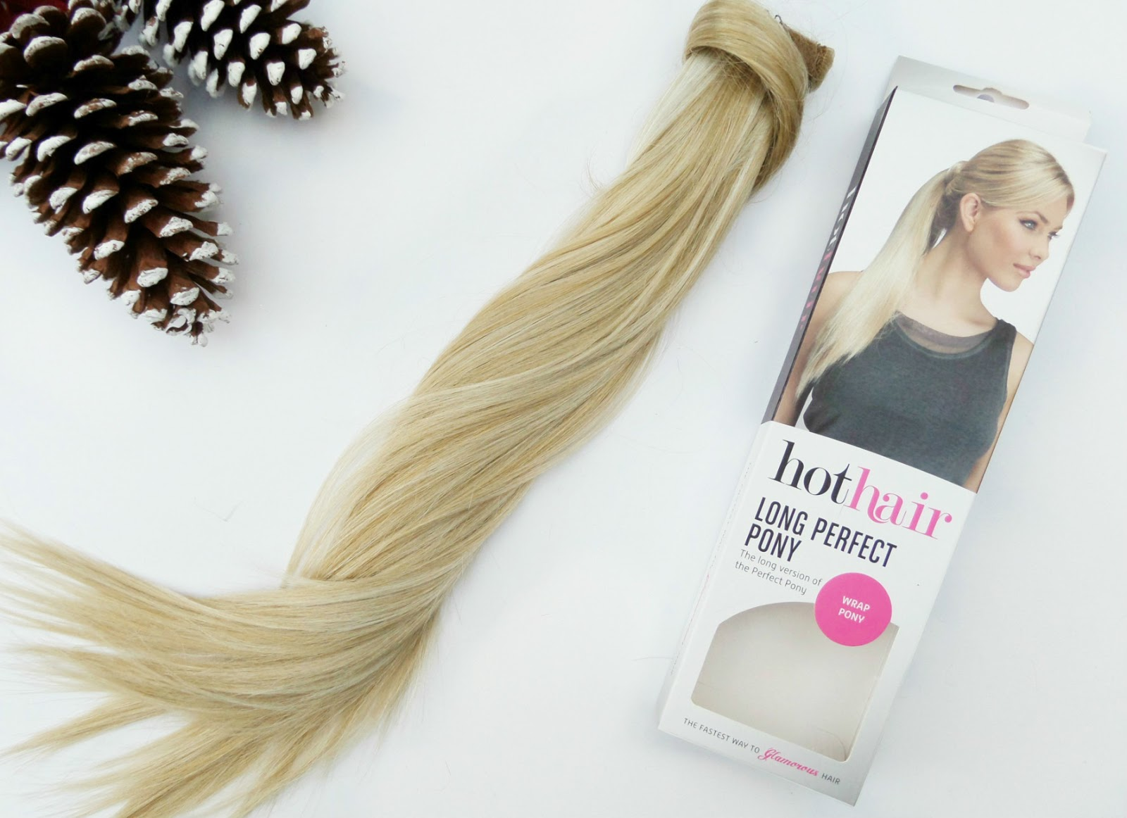 The Hot Hair Long Perfect Pony Review