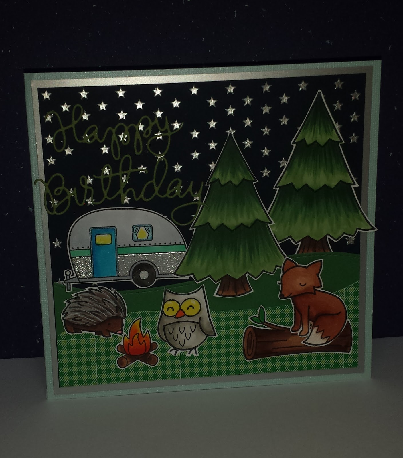 LAWN FAWN, MFT STAMPS