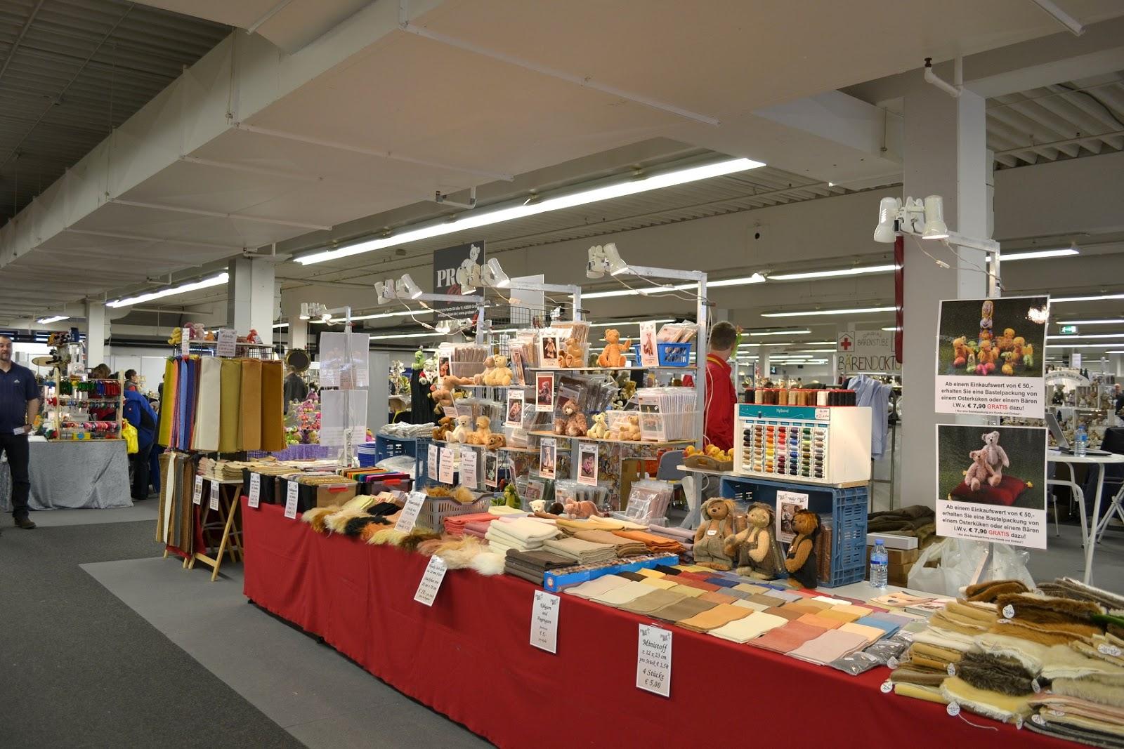 Выставка мишек тедди 2015 в Германии, Висбаден, Teddy Ausstellung Teddybär Welt 2015 Wiesbaden/Wallau