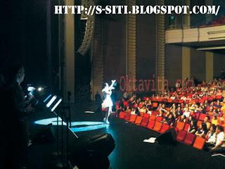 Konser Tunggal Syahrini di Singapura
