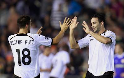 Valencia 3 - 1 Bayer Leverkusen (2)