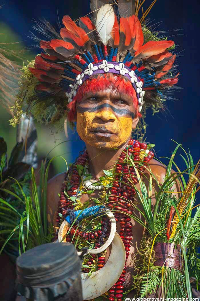 Goroka Papua New Guinea Festival