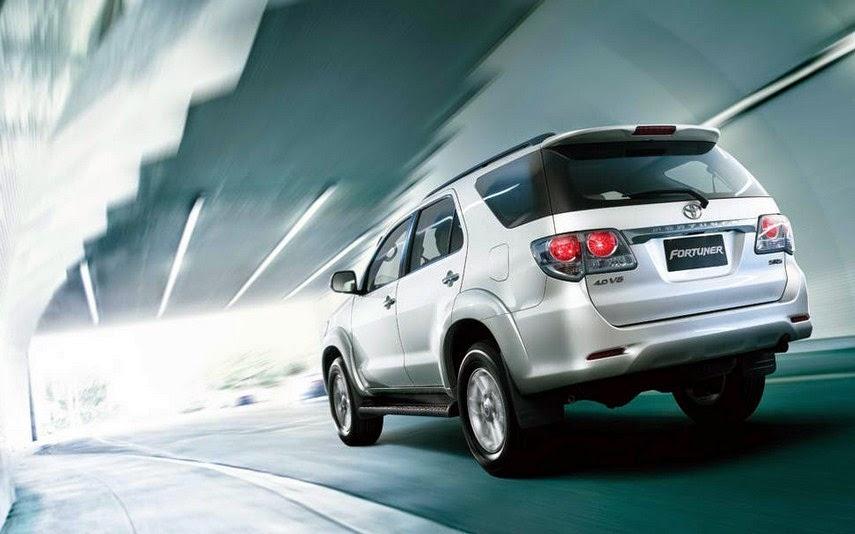 Toyota Fortuner 2015 Toyota Fortuner 2015 India