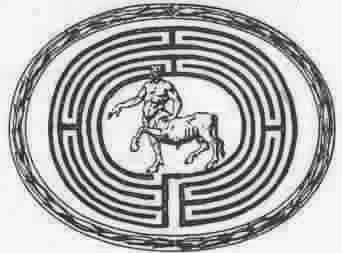 laberinto minotauro teseo ariadna