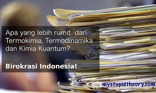 birokrasi indonesia