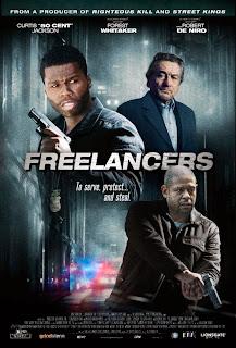 Watch Freelancers (2012) movie free online
