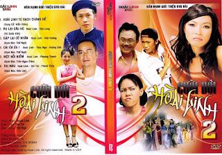 Cười Với Hoài Linh 2 DVD Hài Hoài Linh 2