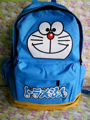 Tas Ransel Doraemon Untuk Sekolah