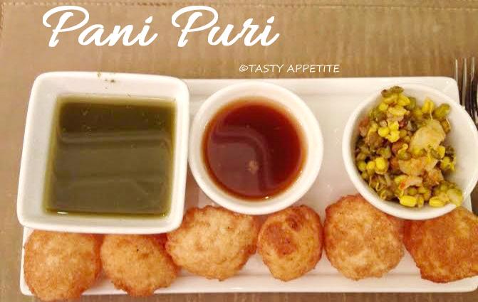Pani puri recipe how to make pani puri easy pani puri recipe forumfinder Choice Image