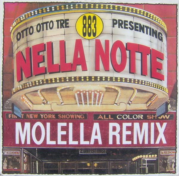 883 - Nella Notte (Maxi 93') (Limited Edition)