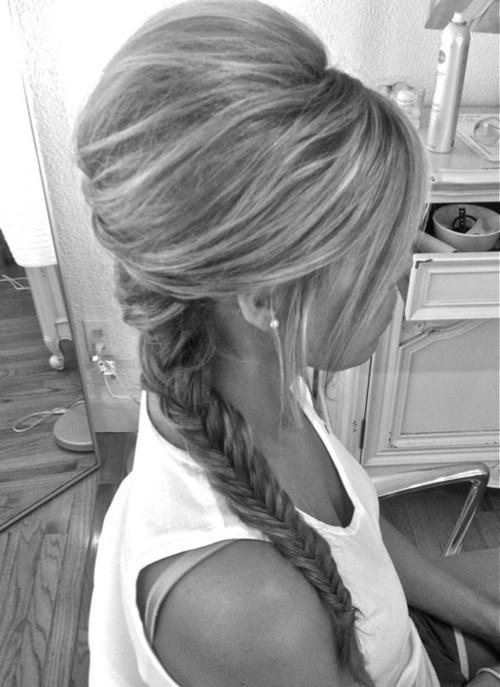 Hair Style: Fishtail