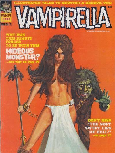 Portada de Vampirella #10