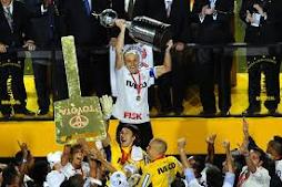 Corinthians campeão Libertadores 2012